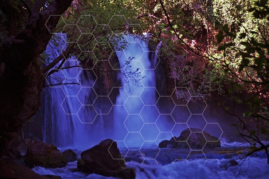 banias waterfall 0001