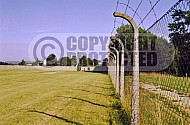 Mauthausen Barbed Wire Fence 0007