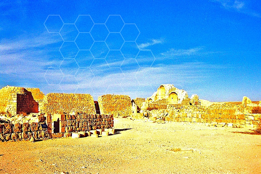 Shivta Nabataean City 014