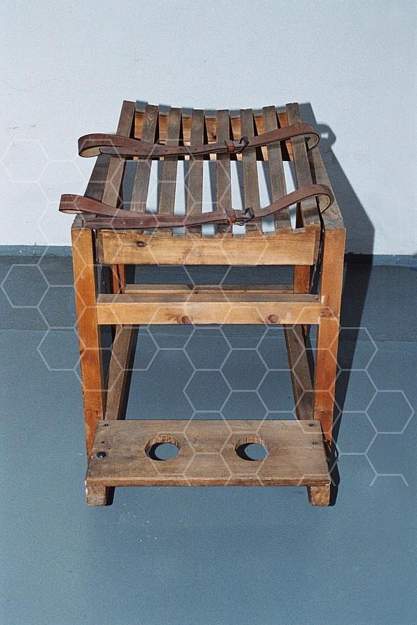 Ravensbruck Torture Bench 0001