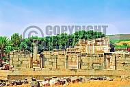 Kfar Nachum - Capernaum Synagogue 008