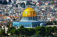 Jerusalem Old City Dome Of The Rock 018