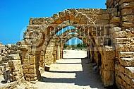 Caesarea Roman Arches 002