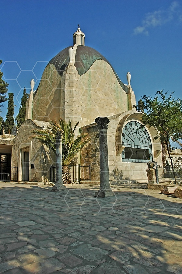 Jerusalem Dom Flevit 0002a