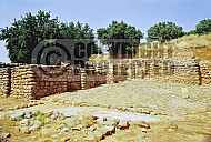 Tel Dan City Wall 003