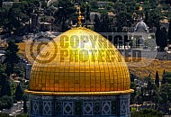 Jerusalem Old City Dome Of The Rock 003