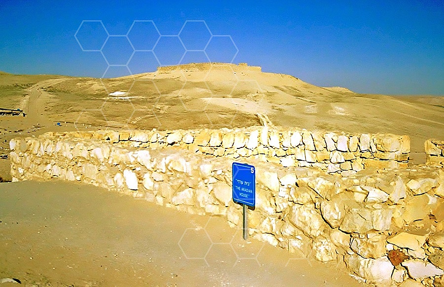 Tel Arad The Aradian House 001