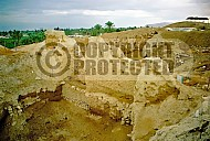 Tel Jericho City Wall 002