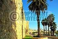 Jerusalem Old City  Walls 019