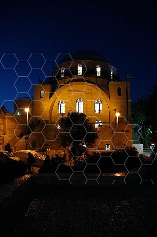 Jerusalem Old City Hurva Synagogue 012