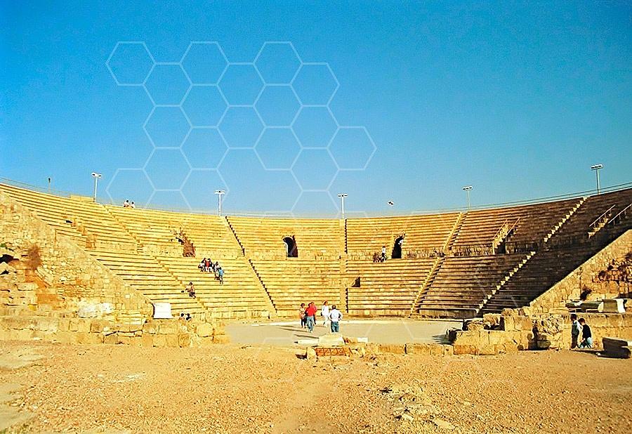 Caesarea The Roman Theatre 001