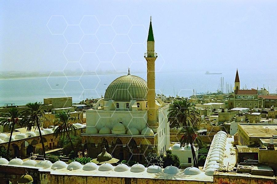 Akko Jezzar Pasha Mosque 0003