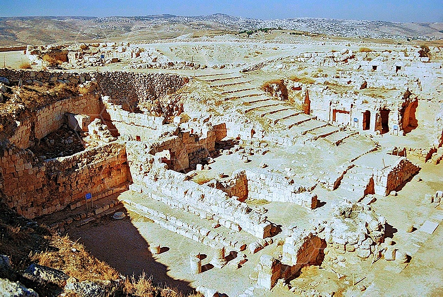 Herodium Palace 002