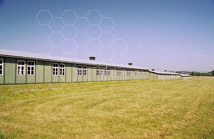 Mauthausen Barracks 0008
