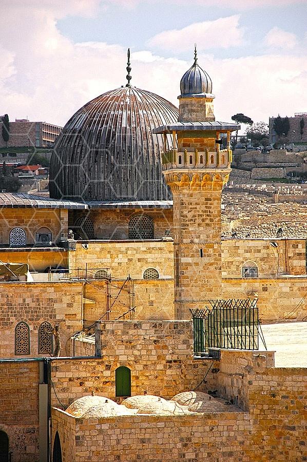 Jerusalem Old City Al-Aqsa Mosque 008