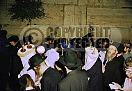 Kotel Simchat Torah 0007