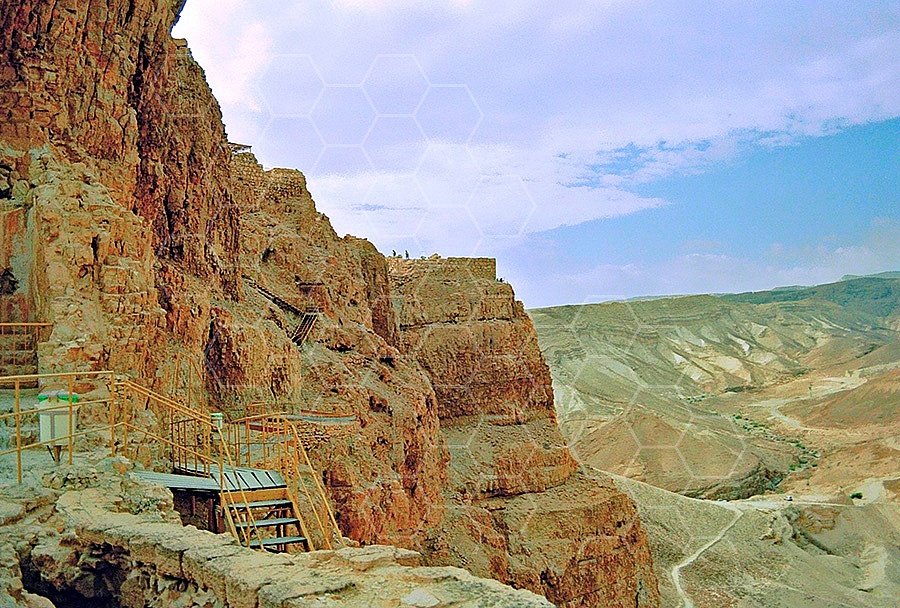 Masada Siege Ramp 001