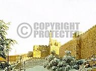 Jerusalem Snow 003