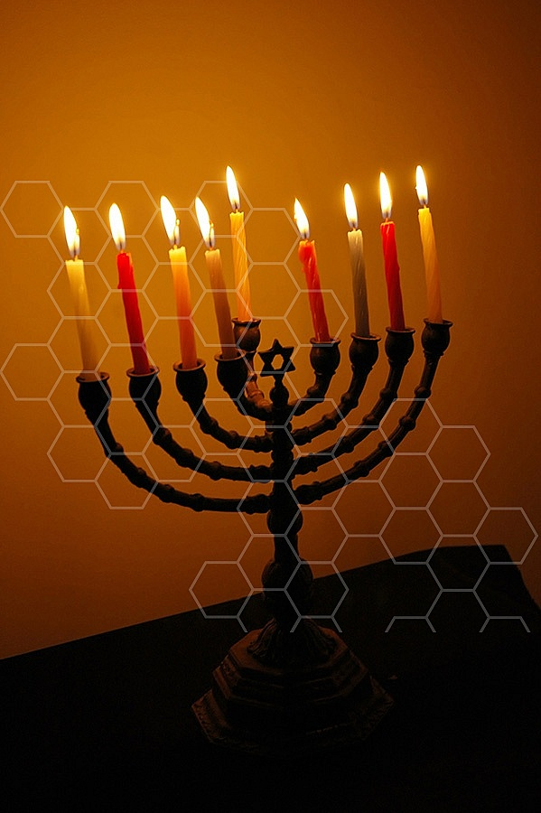 Chanukah Menorah 016