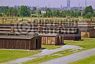 Birkenau Camp Barracks 0044