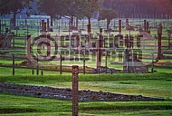Birkenau Camp Barracks 0016