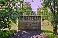 Bergen Belsen Camp Gate 0005