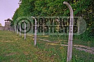 Mauthausen Barbed Wire Fence 0001