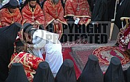 Greek Orthodox Washing Of The Feet 021