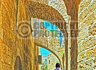 Jerusalem Old City Jewish Quarter 040