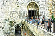 Jerusalem Old City Damascus Gate 009