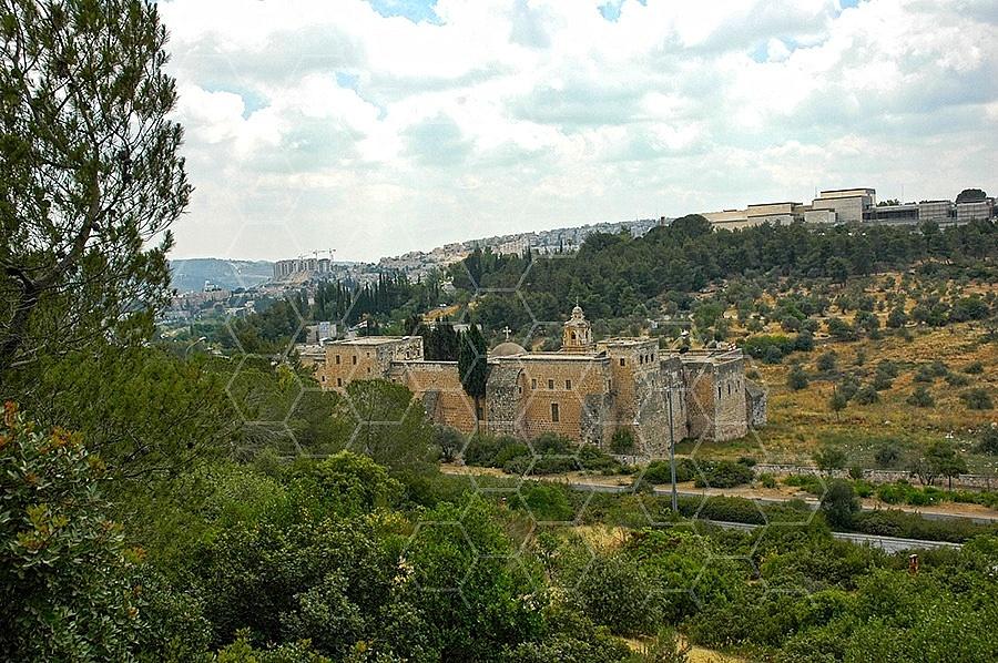 Jerusalem Valley Of The Cross 004