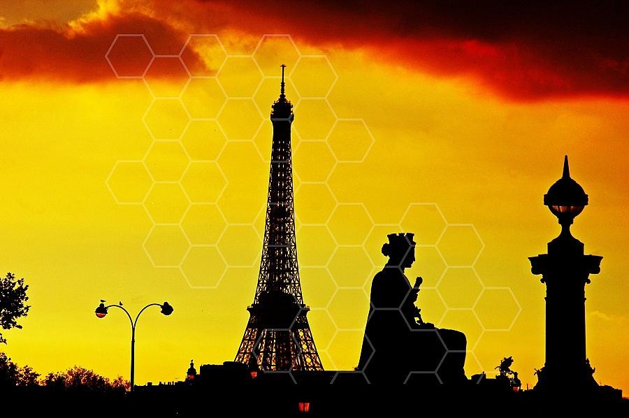 Paris - Eiffel Tower 0002