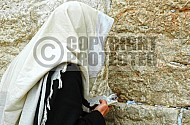 Kotel Man Praying 019