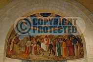 Jerusalem Franciscan Church Of Bethphage 007