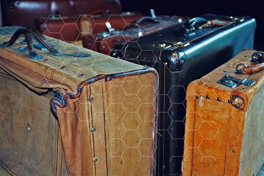 Westerbork Suitcases of Inmate 0001