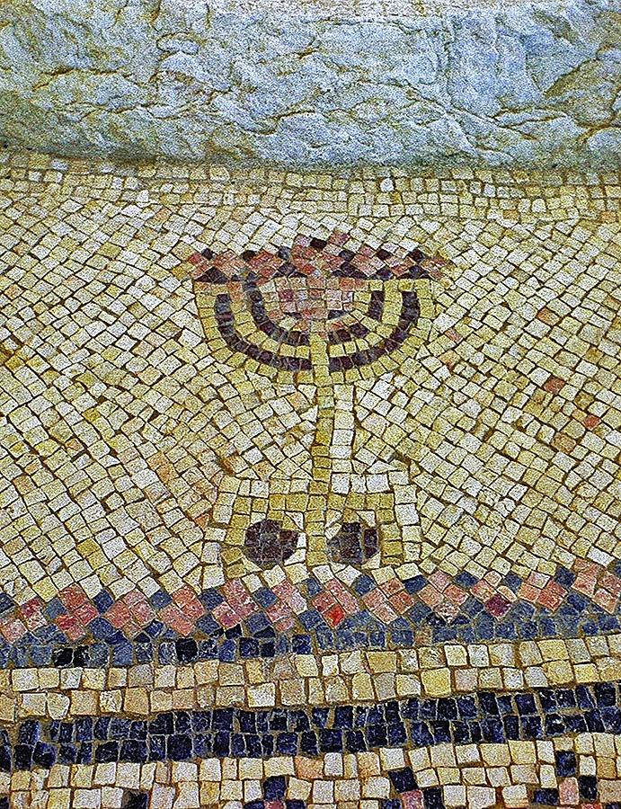 Ein Gedi Synagogue 012