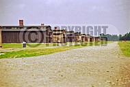 Birkenau Camp Barracks 0045
