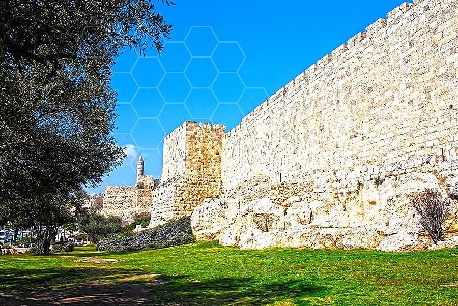 Jerusalem Old City David Tower 014