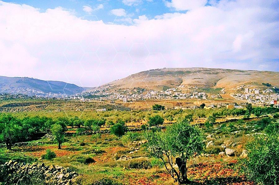 Mount Gerizim 001