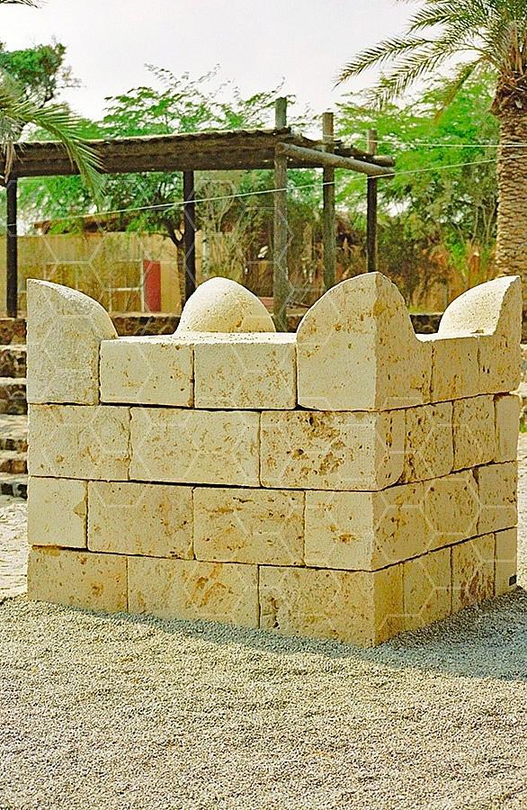 Tel Be'er Sheva Altar 001