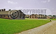 Birkenau Camp Barracks 0025