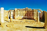 Avdat The Nabatean Temple 004