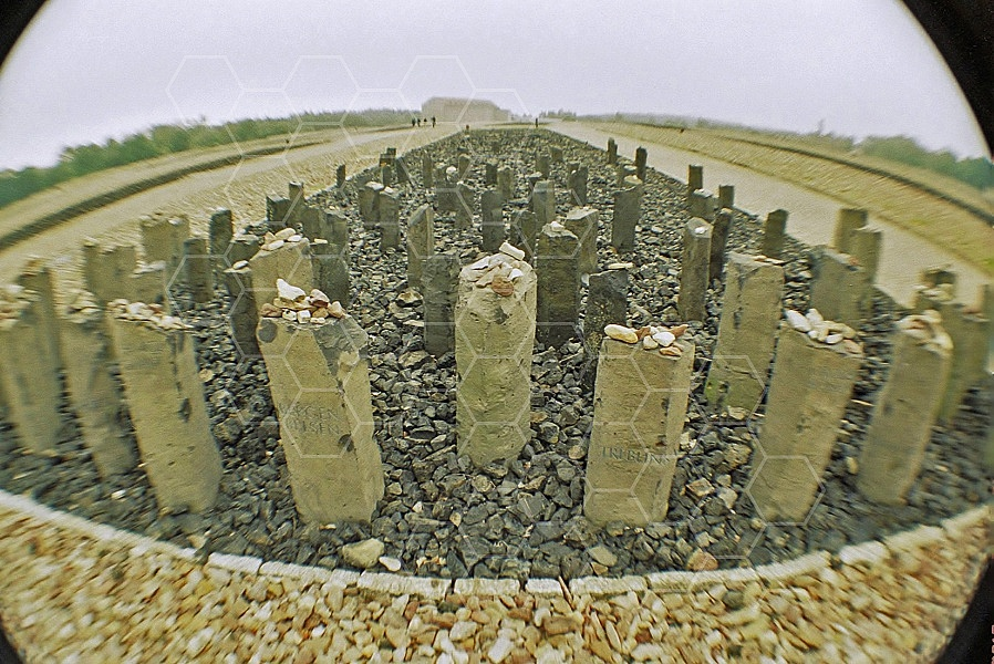 Buchenwald Barracks Marker 0009