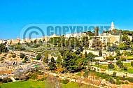 Jerusalem Mount Zion 002