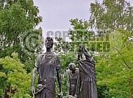 Ravensbruck Memorial 0007