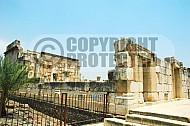 Kfar Nachum - Capernaum Synagogue 001