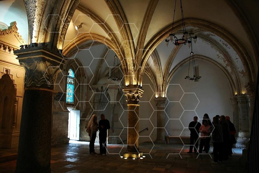 Jerusalem Coenaculum Upper Room 0001