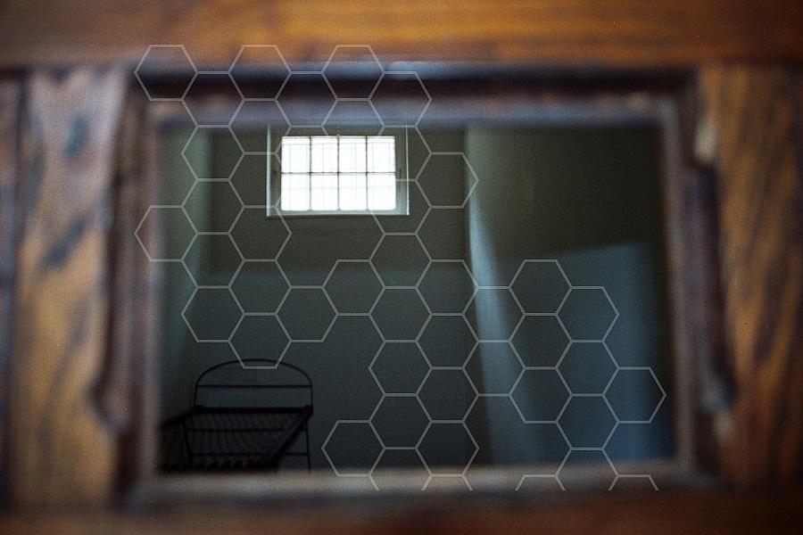 Flossenbürg Cell In The Jail 0003