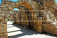 Caesarea Roman Arches 005