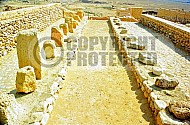 Tel Be'er Sheva Storehouse 003